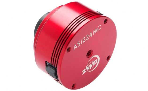 New ZWO ASI224MC Camera